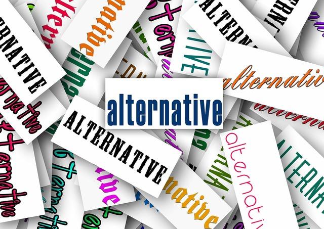 Alternative option many.