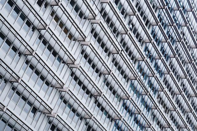 Aluminum architecture building, architecture buildings.