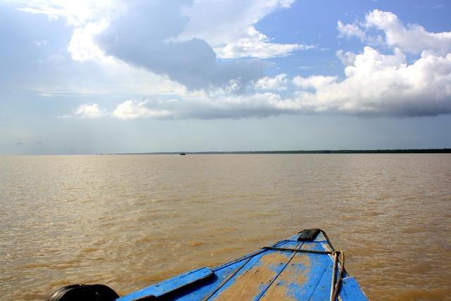 Amazone river boat ride.