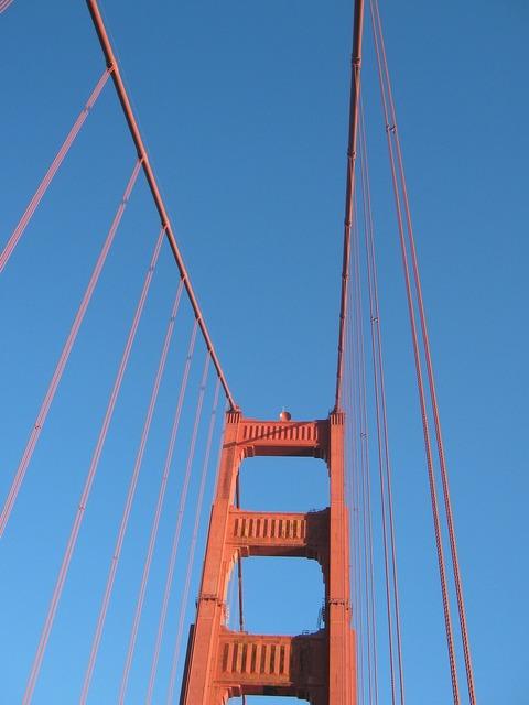 America san francisco golden gate.