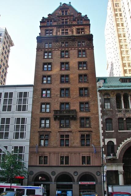 American baptist publication, architecture buildings.