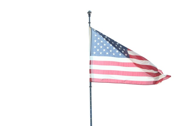 American flag american flag waving usa.
