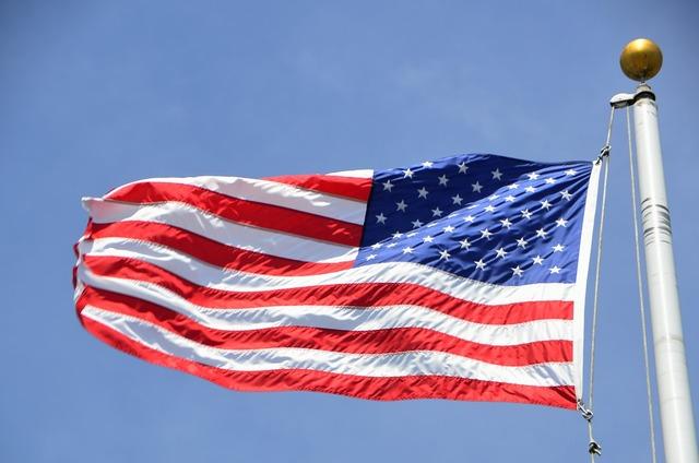 American flag symbol american.