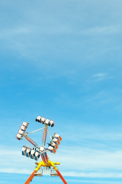 Amusement park ride amusement.