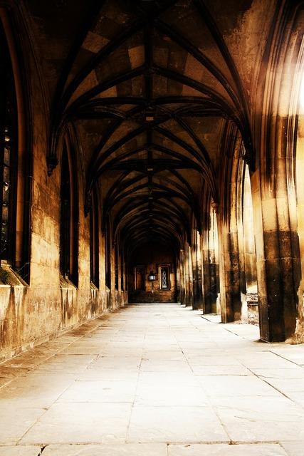 Ancient antique arc, architecture buildings.