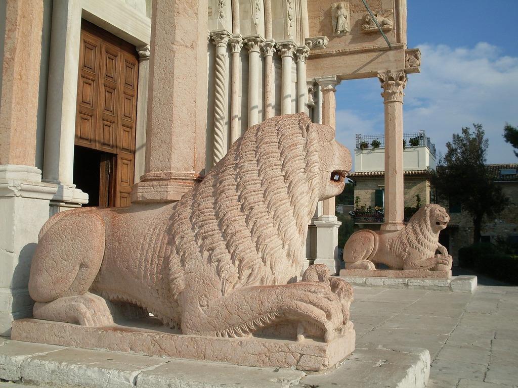 Ancona italy cathedral, religion.
