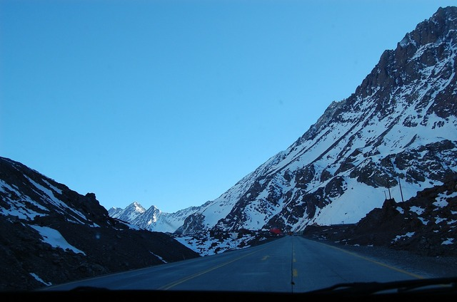 Andes mountains argentina.