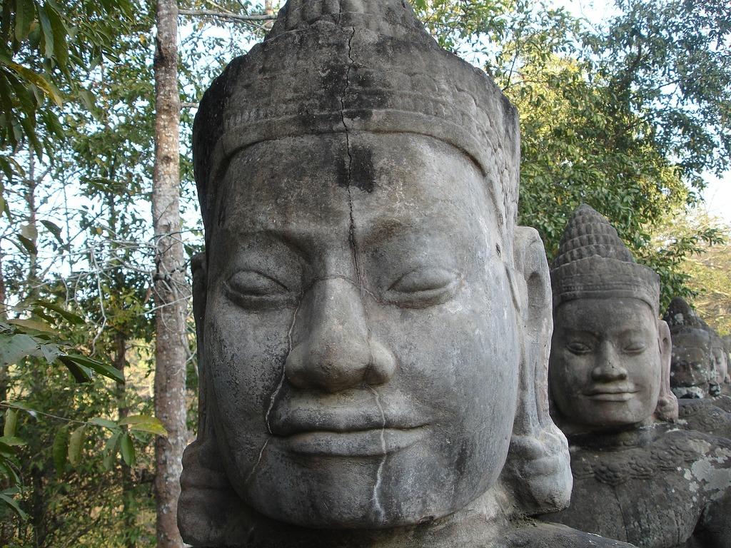 Angkor angkor wat cambodia, religion.