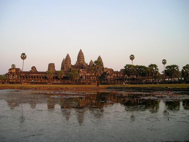 Angkor wat cambodia, religion.