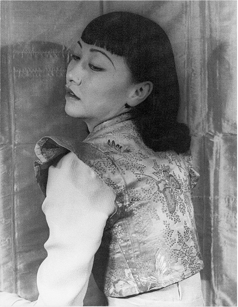 Anna may wong first chinese american star movies.