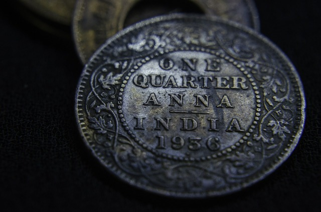 Anna quarter currency, business finance.