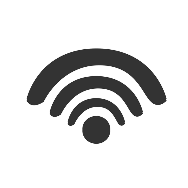 Antenna area broadcast, computer communication.