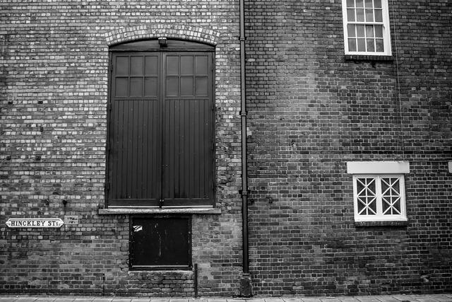 Antique architecture brick, architecture buildings.
