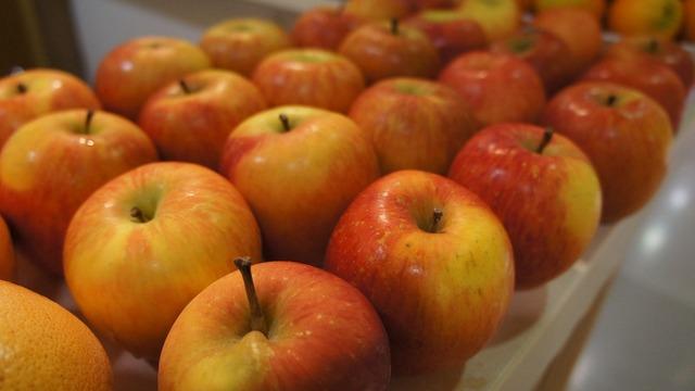 Apel apple fruit fresh, food drink.