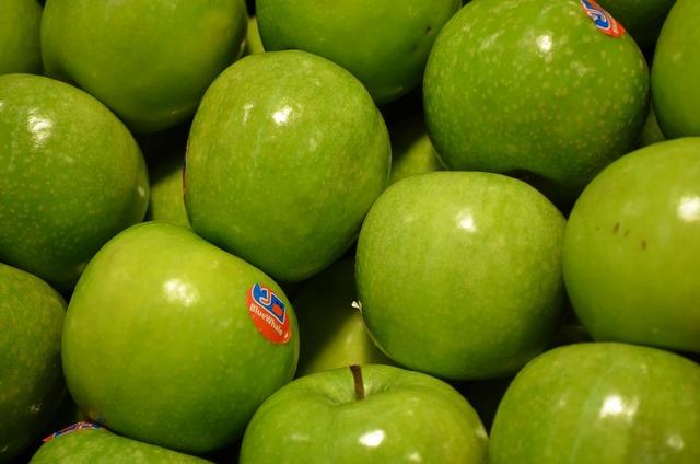Apple granny smith, food drink.