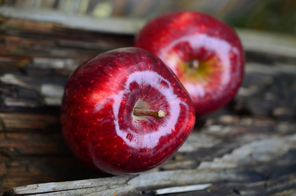 Apple red apple fruit, food drink.