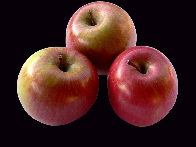 Apples fruit healthy, food drink.