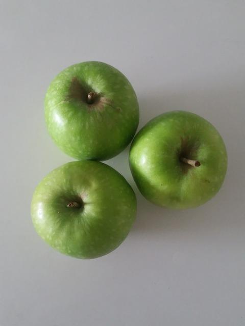 Apples green green apple, food drink.