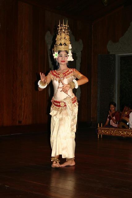 Apsara dance folklore, sports.
