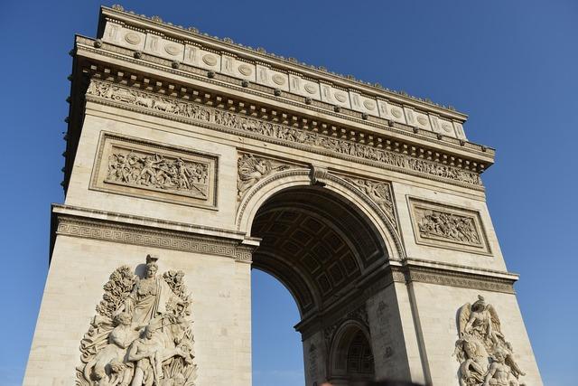 Arc de triomphe arch architecture, architecture buildings.