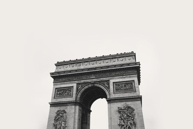 Arc de triomphe de l'étoile arc de triumph france.