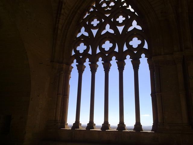 Arc gothic lleida.