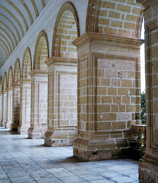 Arcades monastery malta, religion.