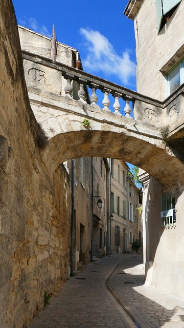 Arch lane uzes, transportation traffic.