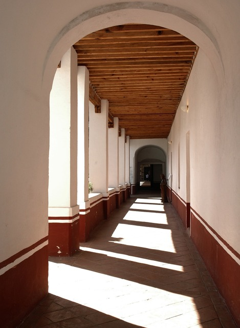 Arches monastery architecture, architecture buildings.