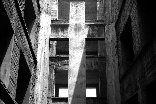 Architecture abandoned solo, architecture buildings.