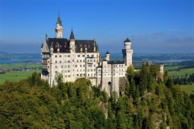 Architecture building castle, architecture buildings.