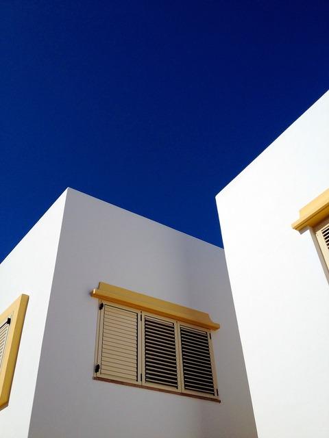 Architecture contemporary apartments, architecture buildings.