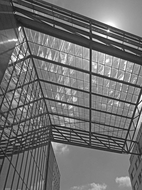 Architecture glass building, architecture buildings.