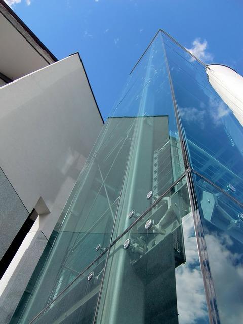 Architecture glass modern, architecture buildings.
