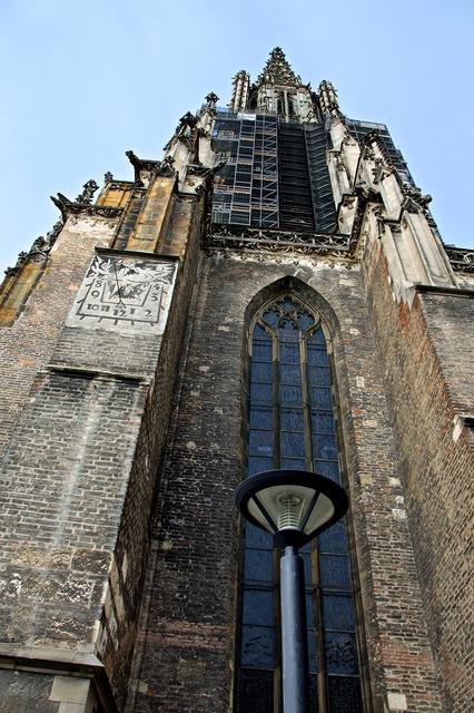 Architecture gothic ulm, architecture buildings.