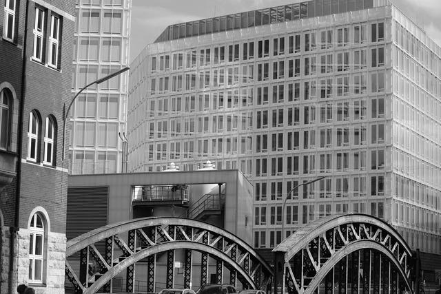 Architecture hamburg contrast, architecture buildings.