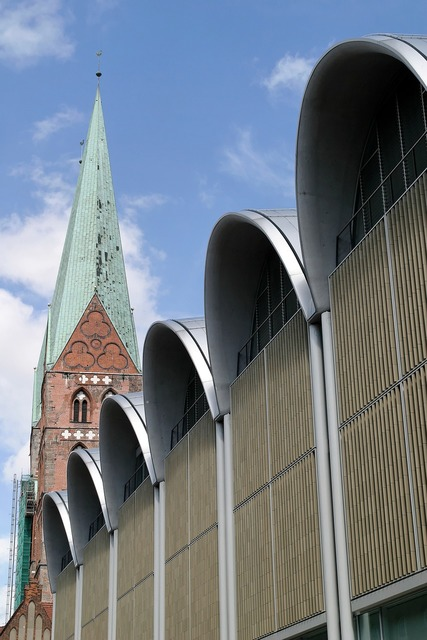 Architecture lübeck ingenhoven, architecture buildings.