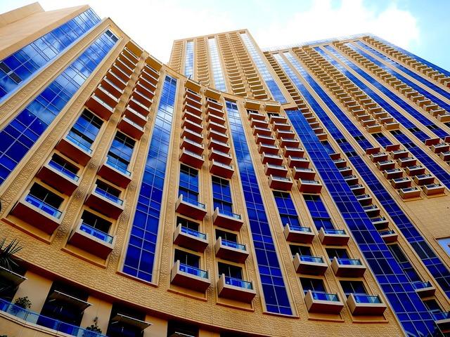 Architecture skyscraper facade, architecture buildings.