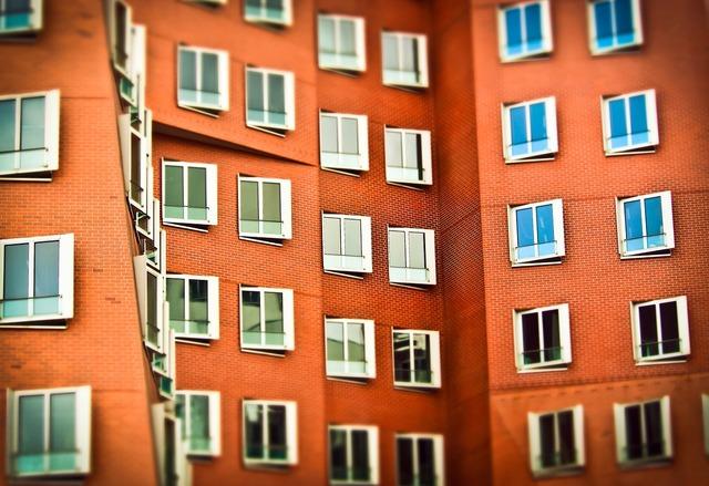 Architecture window facade, architecture buildings.