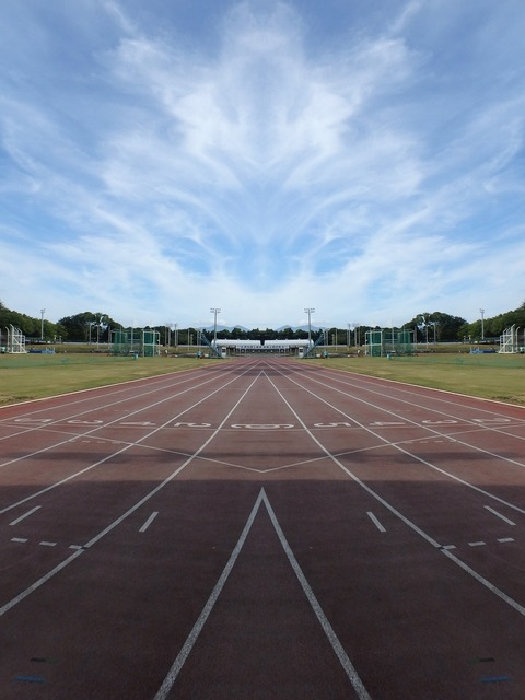 Arena sports exercise.