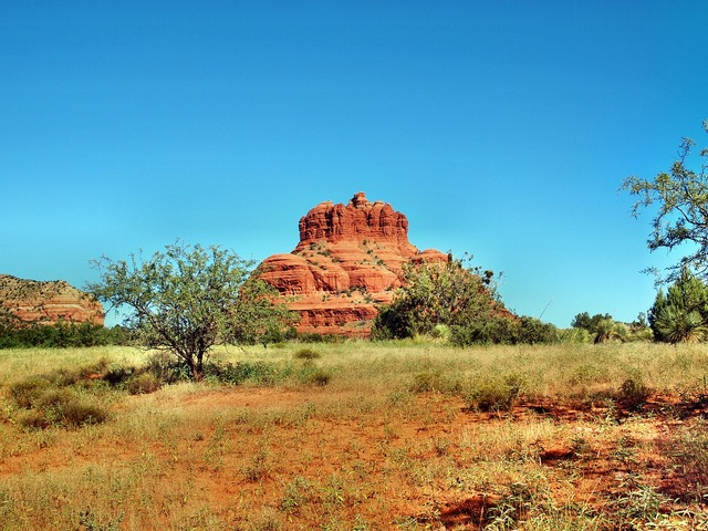 Arizona sedona bell rock.