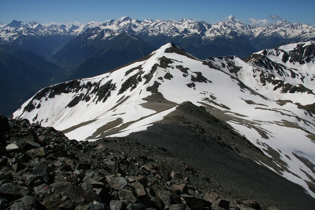 Arkhyz mountains beauty.