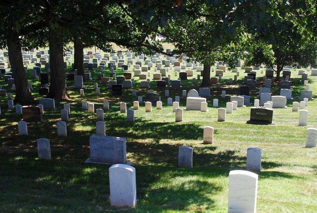 Arlington national cemetery, architecture buildings.