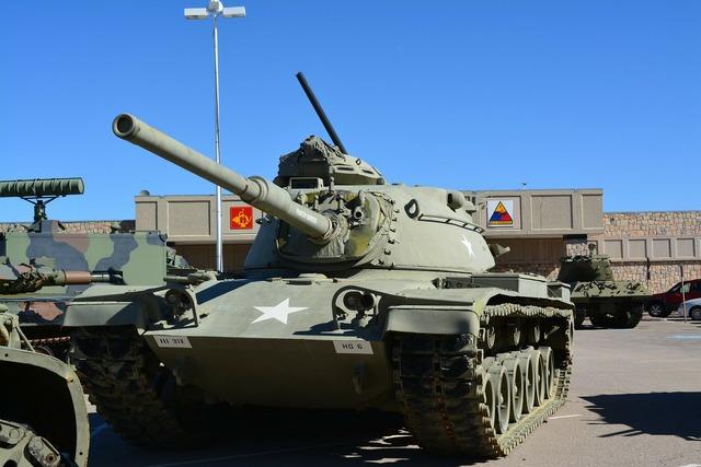 Armor military museum.