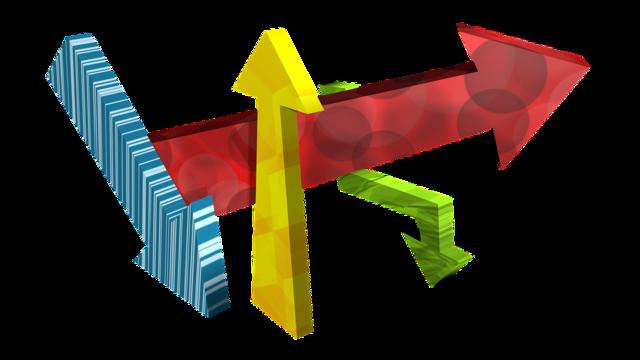 Arrows symbols design.