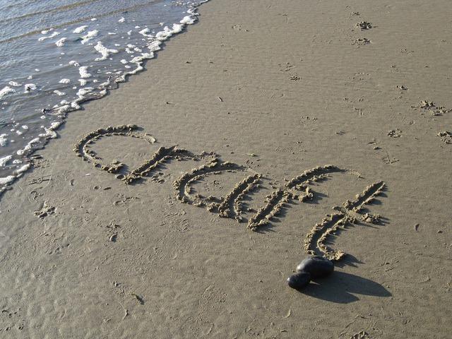 Art craft beach, industry craft.