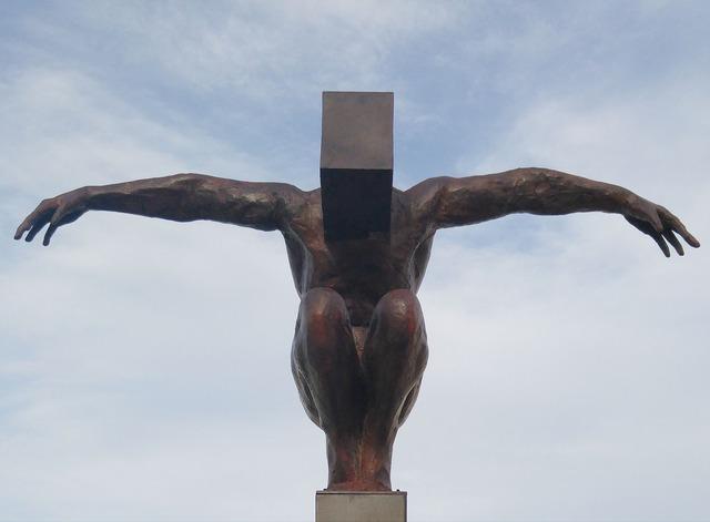 Art statue sculpture.