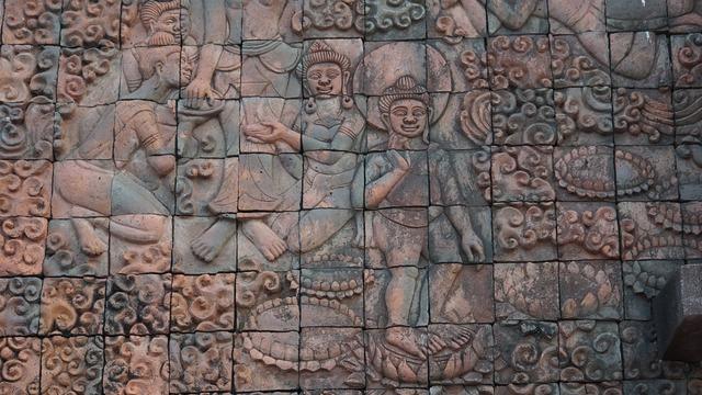 Art thailand art thailand, religion.