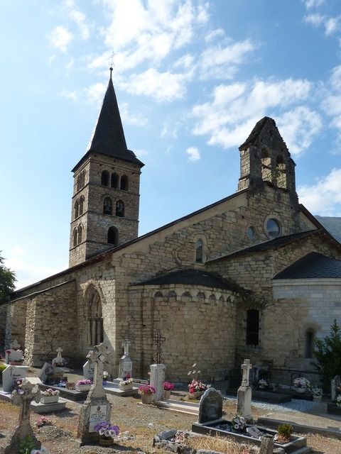 Arties romanesque church, religion.