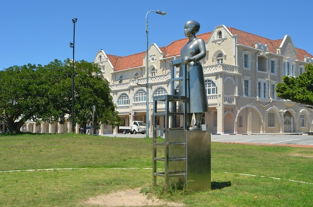 Artwork port elizabeth south africa, architecture buildings.